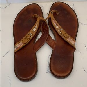 Burberry sandals. Size 40
